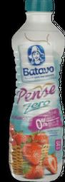 Bebida Láctea Fermentada Batavo Pense Zero Morango 850 g