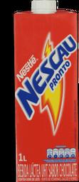 Bebida Láctea Nescau Chocolate 1 L