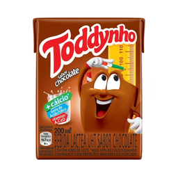 Bebida Láctea Toddynho Chocolate 200 mL