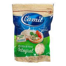 Biscoito Arroz Integral Camil 150 g