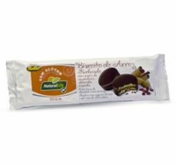 Biscoito Arroz Kodilar Pasta De Amendoim Alfarroba E Canela 40 g