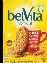 Biscoito Belvita Sabor Maçã E Canela De 3 Und 25 g