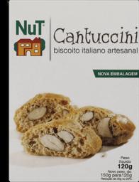 Biscoito Cantuccini Pct 120 g