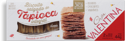 Biscoito Casa Valentina Tapioca Int 44 g