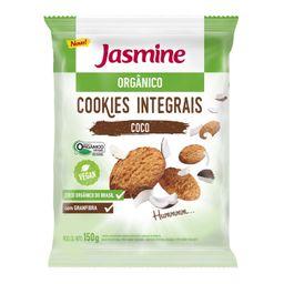Biscoito Jasmine Cookie Integral Orgânico Coco 150 g