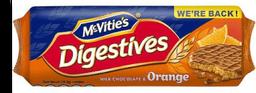 Biscoito Mc Vities Digestive Frutas 200 g
