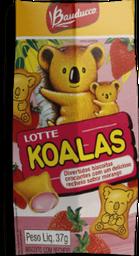 Biscoito Recheado Sabor Morango Koalas 37 g