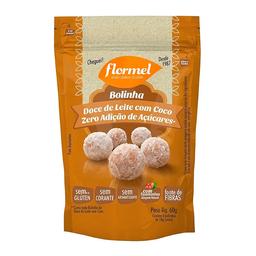 Bolinha Doce De Leite Com Coco Flormel 60 g
