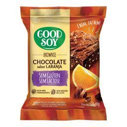 Brownie Laranja Sem Glúten 40 g