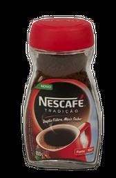Café Solúvel Nescafé Tradição Nestlé 100 g