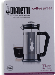 Cafeteira French Press Bialetti 350 mL