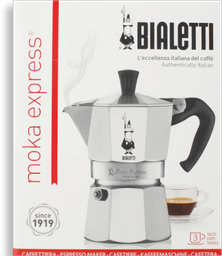 Caféteira Nuova Moka Express Bialetti 3Xic