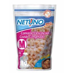 Camarão Sem Cabeça Cozido C 71/90 Net 400 g