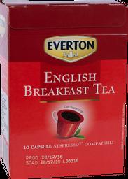 Cápsula De Chá Everton English 25 g