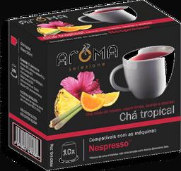 Cápsulas Chá Tropical Aroma Com 10 Und