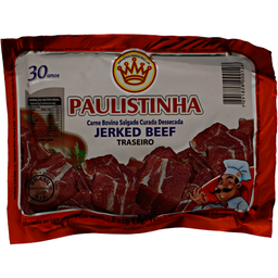 Carne Seca Jerked Beef Irmaos Reis 1 Kg