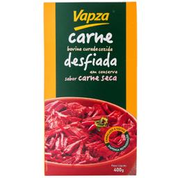 Carne Seca Vapza Cozida Desfiado 400 g