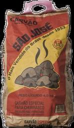 Carvão São José 4 Kg
