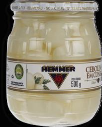 Cebolinha Em Conserva Hemmervidro 400 g