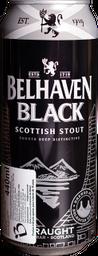 Cerveja Belhaven Black 440 mL