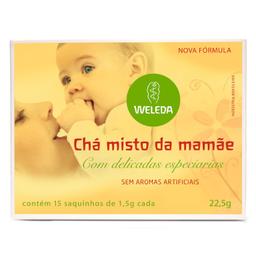 Chá Misto Da Mamãe Weleda 15 Und