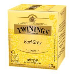Chá Twinings Earl Grey 20 g