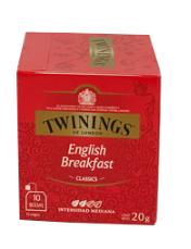 Chá Twinings English Breakfast 20 g