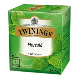 Chá Twinings Verde Hortelã 17,5 g
