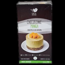 Cheezecake Seeds Sem Lactose Manga 240 g
