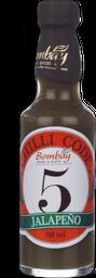 Chilli Code 5 Jalapeno Bombay 60 mL