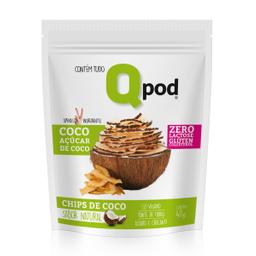 Chips De Coco Natural 40 g
