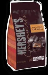 Chocolate Hershey'S Caramels Com Chocolate Ao Leite 204 g