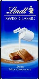 Chocolate Lindt Swiss Classic Milk Com 100 g