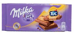 Chocolate Milka Tuc