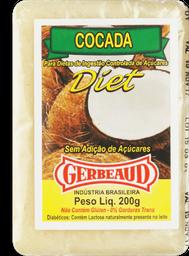 Cocada Diet Tablete Gerbeaud 200 g