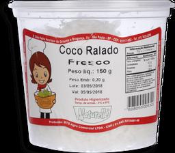 Coco Ralado Naturelle Higienizado 150 g