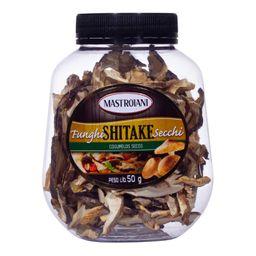 Cogumelo Funghi Shitake Mastroiani 50 g