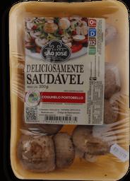 Cogumelo Portobello Faz São Jose 200 g