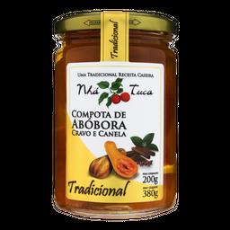 Compota De Abóbora Nha Tuca 380 g
