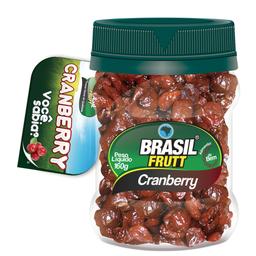 Cranberry Desidratado Brasil Frutt 160 g