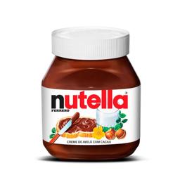 Creme De Avelã Nutella 140 g