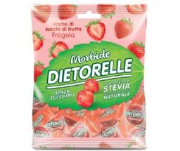 Bala Dietorelle Frutas Vermelhas 70 g