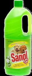 Eliminador De Odores Sanol Dog Herbal 2 L