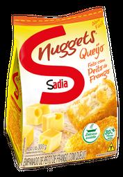 Empanados De Frango Nuggets Com Queijo Sadia 300 g