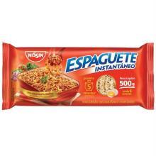 Espaguete Instantâneo Nissin 500 g