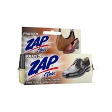Esponja Zap Clean Brilho Prático Para Artigos Em Couro 1 Und