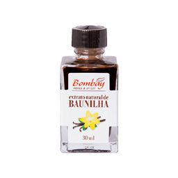 Extrato Bombay Baunilha 30 mL