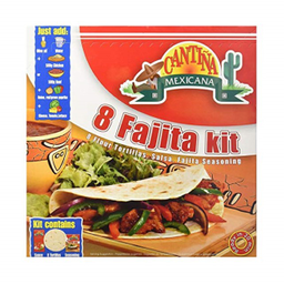 Fajita Kit Cantina Mexicana 525 g
