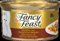Fancy Feast Frango Ao Molho 85 g