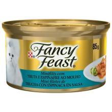 Fancy Feast Mn.Trut.Espin.M 85 g